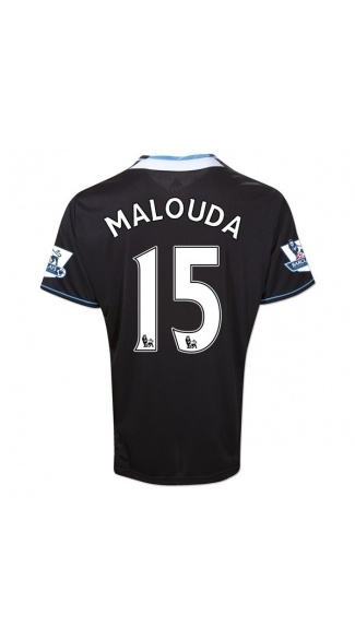 Discount Thailand Quality 11/12 Chelsea Malouda 15 Away football kits,classic football shirts,new football kits online-On soccerworldmall.com