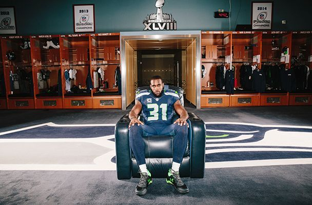 Whenever the Seahawks need a charge, Kam Chancellor steps up to deliver. This is the story of how the once-reticent safety found his voice -- and then nearly lost it.