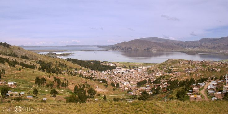 The View over Puno by Carl Ottersen on 500px