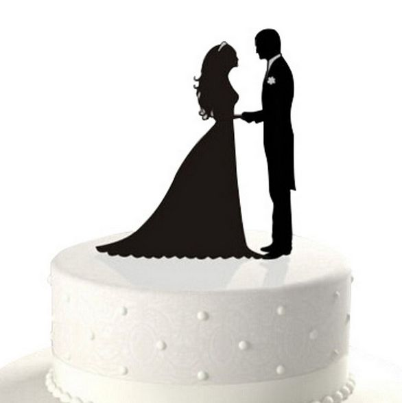 Wedding Topper - WTC001