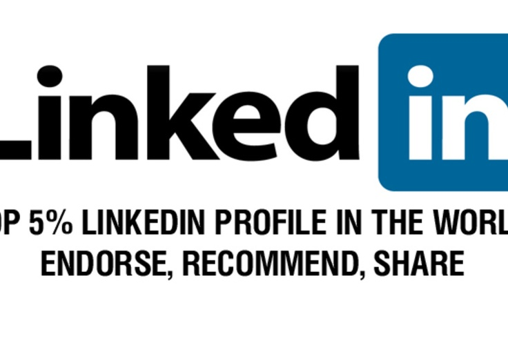 silynnie: endorse and Recommend you on linkedin, my linkedin account is top 5 percent of the world for $5, on fiverr.com