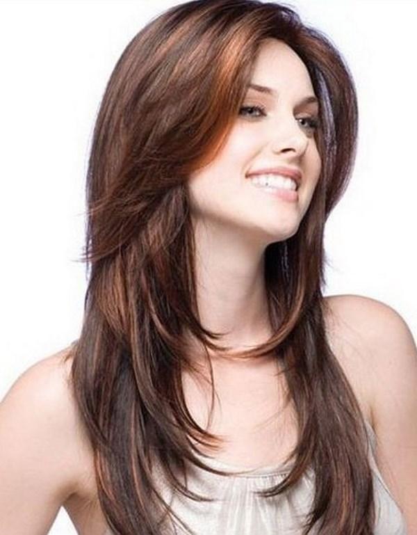 Resultado de imagen para cortes de cabello largo para dama