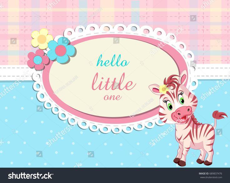stock-vector-baby-shower-birthday-invitation-with-cute-little-baby-zebra-689837476.jpg (1500×1192)