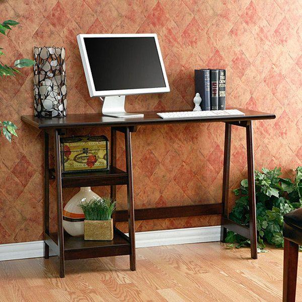 aframe espresso desk overstock shopping great deals on upton home desks