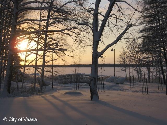 Hietalahti @ Vaasa. www.visitvaasa.fi. Photo: Nina Westerlund.