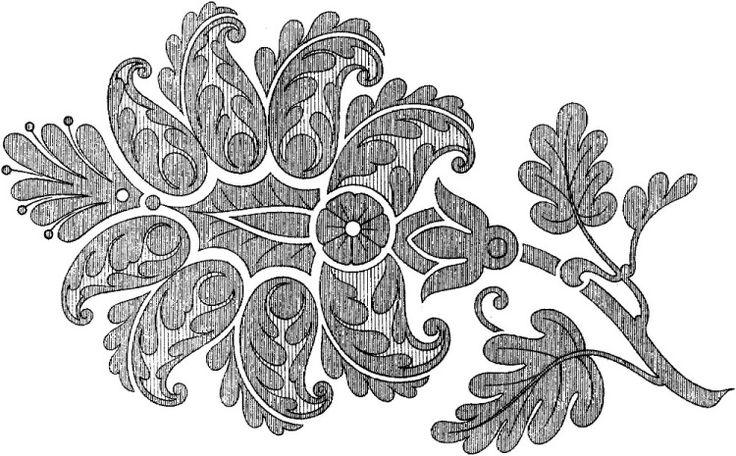 Gallery.ru / Фото #48 - Embroidery II - GWD