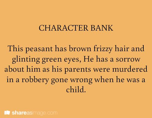 characteristics of banks