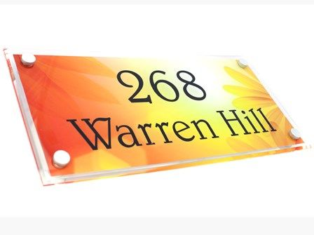 Contemporary House Signs, Personalised House Sign | Abode House Signs http://www.abodehousesigns.co.uk/housesigns/decorative-house-signs.aspx