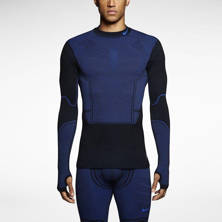 Nike Pro Combat Hyperwarm Flex Men's Shirt. Nike Store - great upper base layer