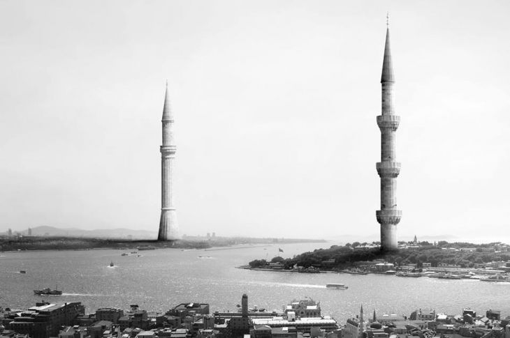 Geleceğin İstanbul'undan Post-Apokaliptik Kartpostallar * Bigumigu