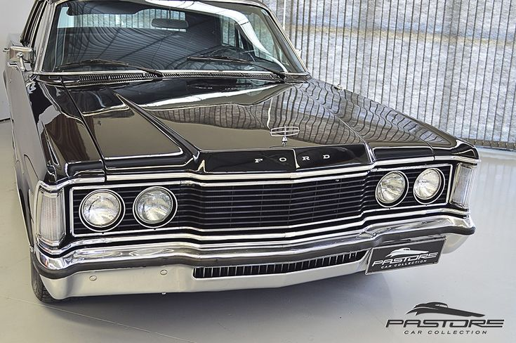 Ford Galaxie Landau 1981 . Pastore Car Collection