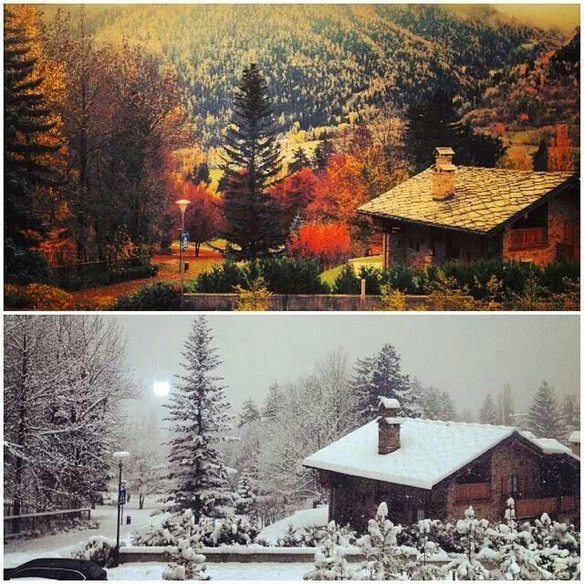 #Courmayeur #Seasons