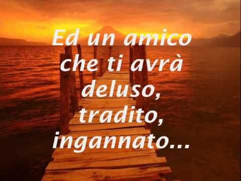 ▶ Claudio Baglioni - Avrai            --My number one <3