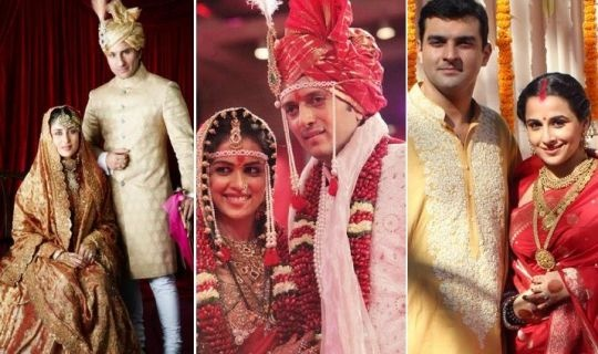 9 Super Expensive Weddings of Bollywood Actress | Deepika ...
