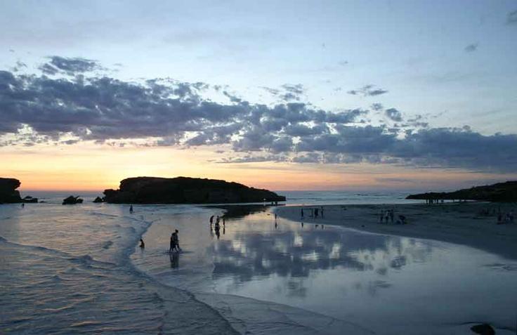 Stingray Bay in Warrnambool