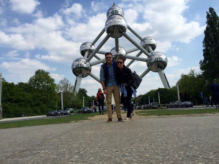 Atomium. Bruxelles. Belgium