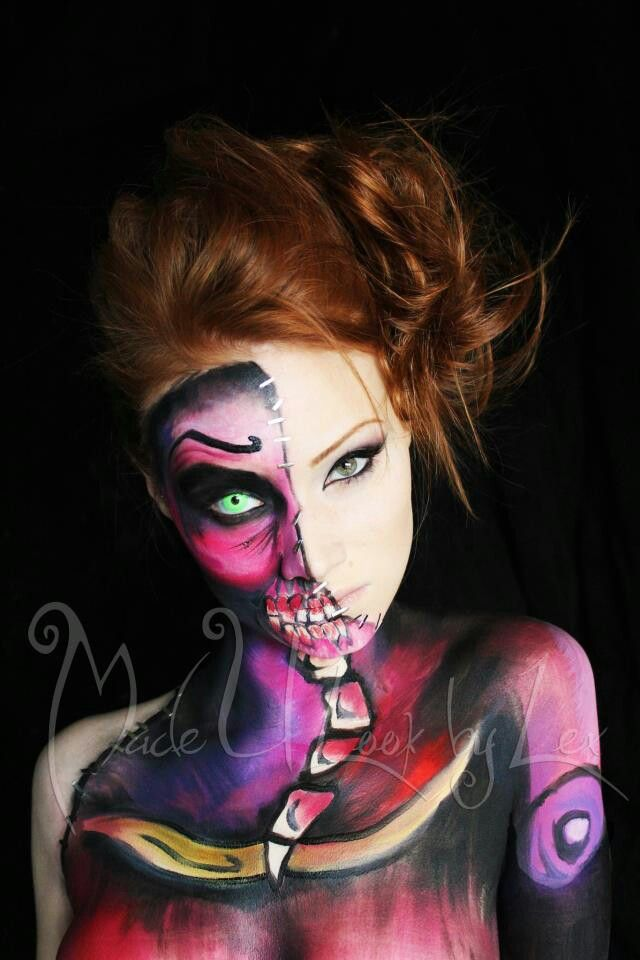41 best Costume makeup images on Pinterest | Costumes, Halloween ...