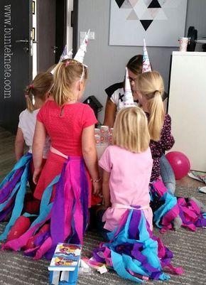 Möglichkeiten, Mädchen zu quietschen