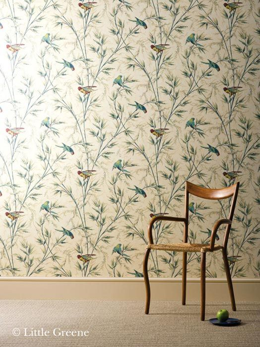 38 best The Little Greene - Farben & Tapeten aus England images on ...