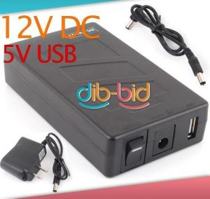 12V DC Battery Pack