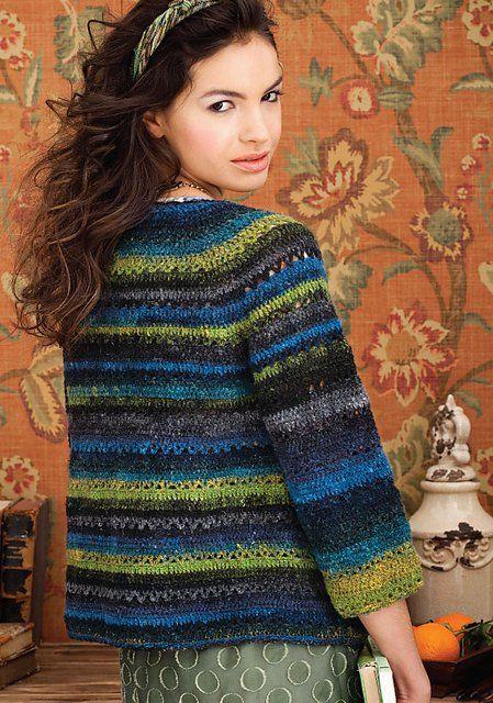 liker fargene .-) Noro crochet