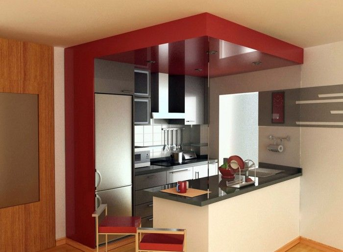 154 best Small Kitchen Design Ideas images on Pinterest | Small ...