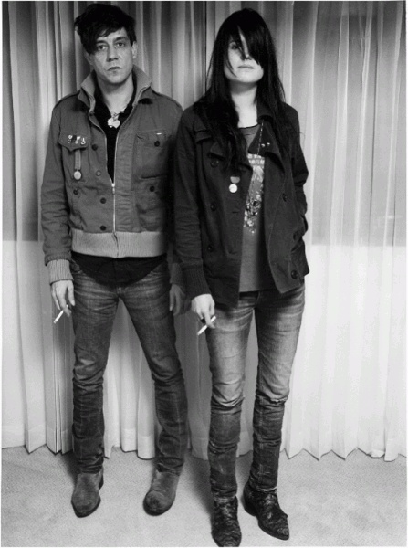 The Kills | Napoleon Habeica