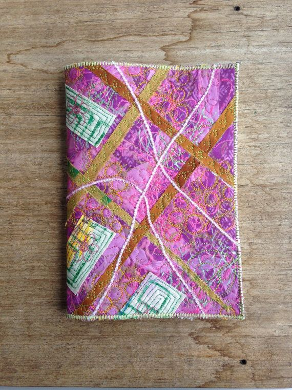 journal with cover by gonerustic on Etsy