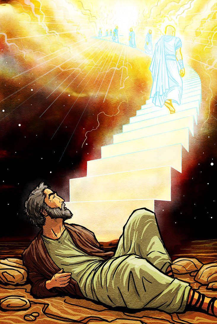 Stairway To Heaven By Https Www Deviantart Com Eikonik On Deviantart Jesus Artwork Biblical Art Jesus Pictures