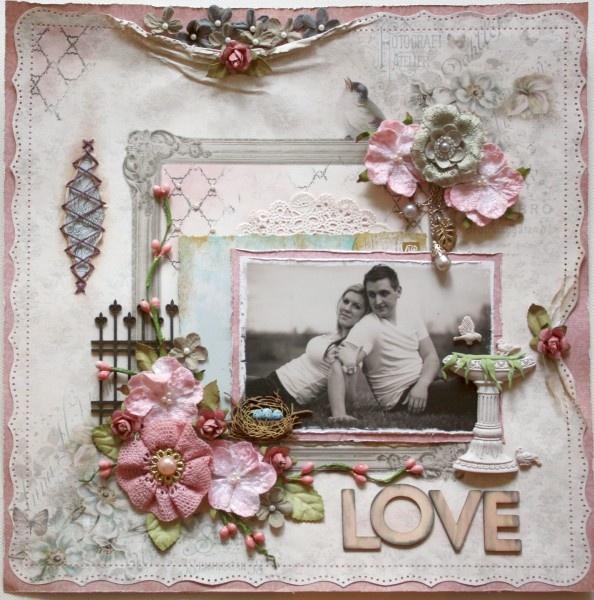 Love by Gabrielle Pollacco