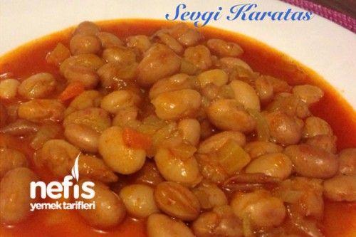 Havuçlu Barbunya Yemeği Tarifi for Fresh Beans