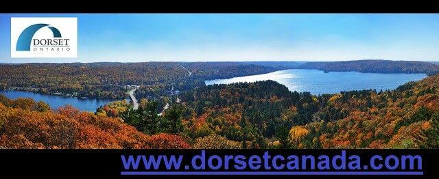 Come & visit Dorset, Ontario