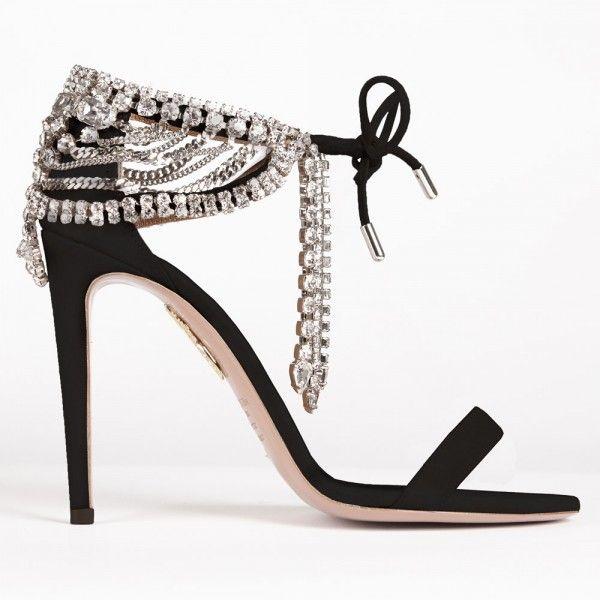 Aquazzura is a luxury footwear brand created in Florence, Italy by designer  Edgardo Osorio.