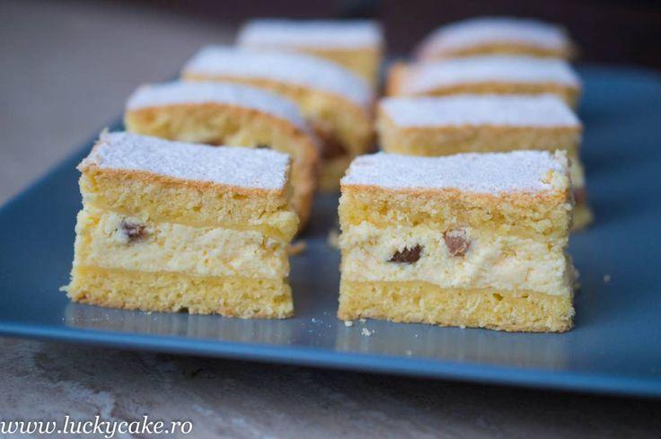Porlos cu branza si stafide - Lucky Cake