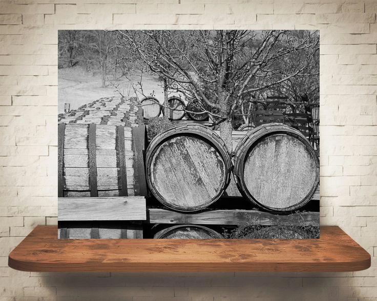 Wood Barrel Wall Decor : Best rustic artwork ideas on office