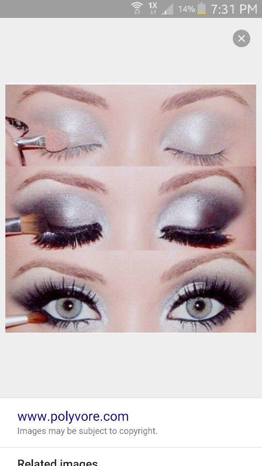 Tin man makeup                                                       …