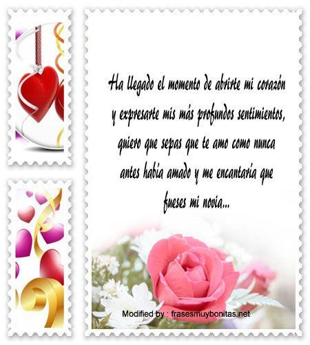 declaraciòn de amor para mi novia,declaraciòn de amor a una amiga: http://www.frasesmuybonitas.net/mensajes-de-amor-para-hacerla-tu-novia/