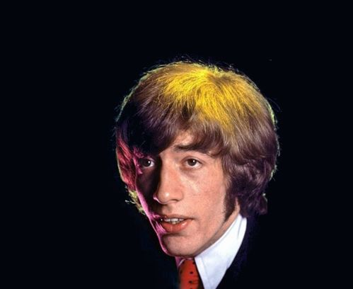 Robin Gibb.  Early Bee Gees I like.  Disco Bee Gees not so much.  Robin had such a distinctive voice.