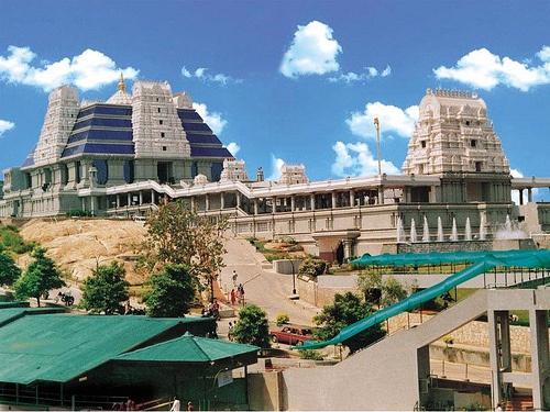Bangalore, India (Krishna Temple)