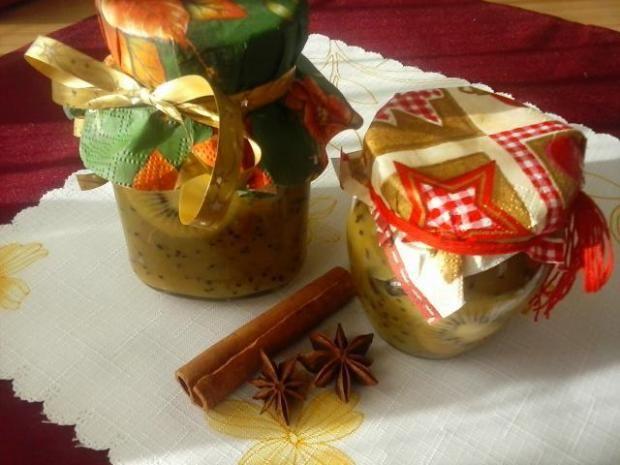 Kiwi džem, Zavárame, recept | Naničmama.sk