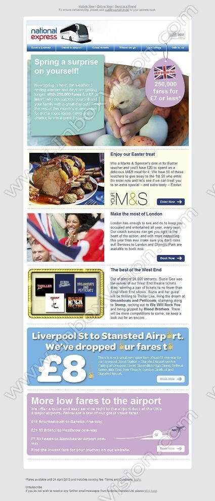 Best Email Newsletters Images On   Email Newsletters