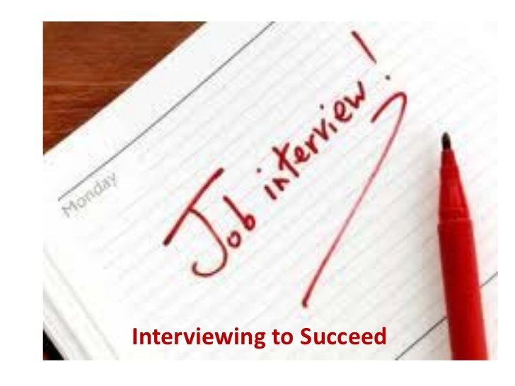 interviewing-to-succeed by Kathleen Smith via Slideshare