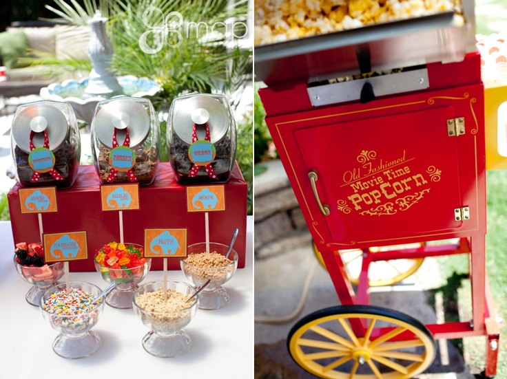 more circus themed baby shower goodness circus theme pinterest