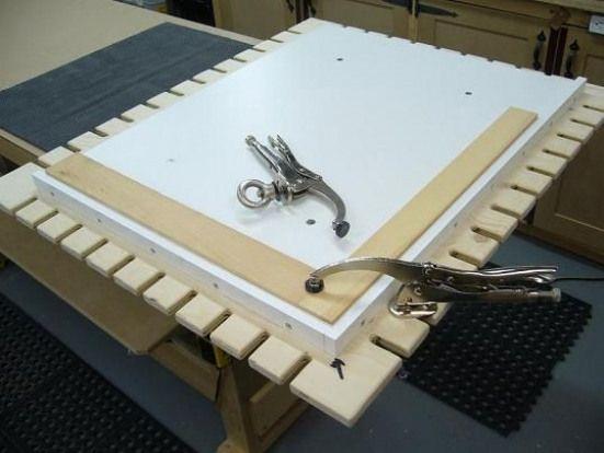 table de montage sequentiel - 600×450