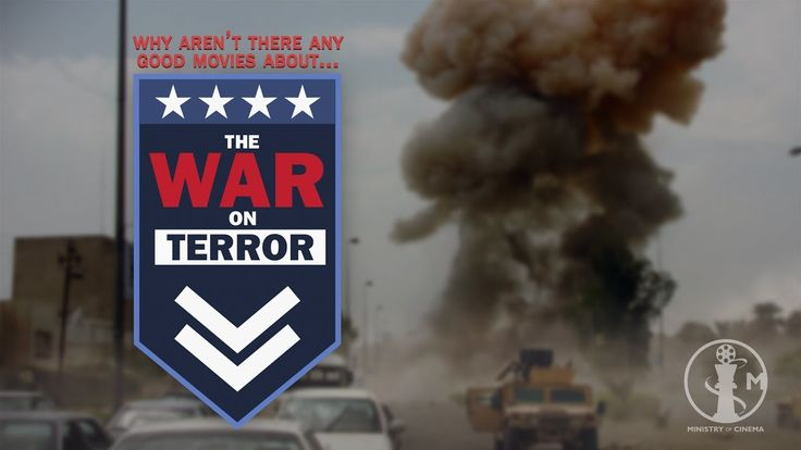 Why aren't there any good 'War on Terror' movies?