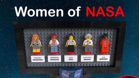 Su #mondofantastico #nasa #lego #bambini #donne http://www.mondofantastico.com/lego-nuova-serie-le-donne-della-nasa/