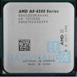 AMD Series A8-6500 A8 6500K A8 6500 AD6500OKA44HL 3.50GHz 4.1GHz Turbo Desktop CPU Socket FM2 #Affiliate