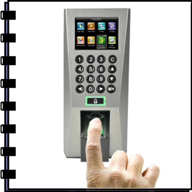 109.00$  Watch now - http://alivcn.worldwells.pw/go.php?t=32538294283 - Biometric Building Management System ZK F18 Biometric Fingerprint Access Control and Time Attendence Door Security System