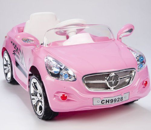 12v kids amg style pink ride on rc car remote control battery powered wheels it also