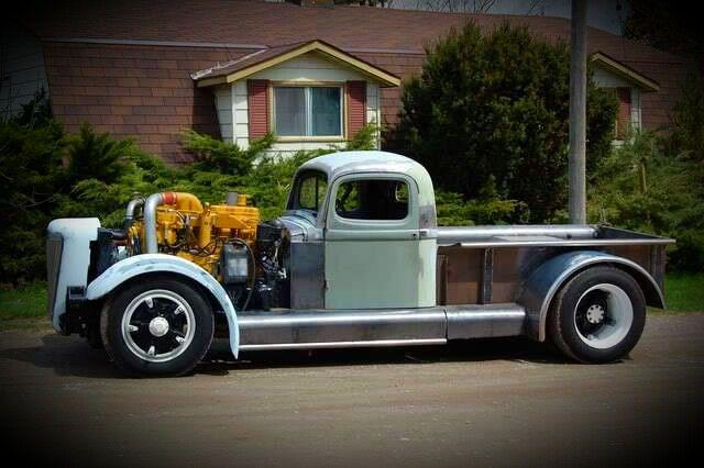 Love the diesel engine